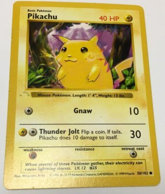 Pokemon 1st Edition Base Cards Are Breaking The Mold Ghost 1st Ed Pikachu